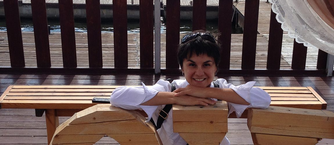 Лира Сафина, координатор Виртуальной Школы Наташи Купер