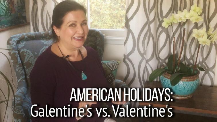 День св. Валентина в Америке